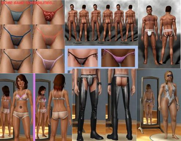 Nightlife nude patch sims