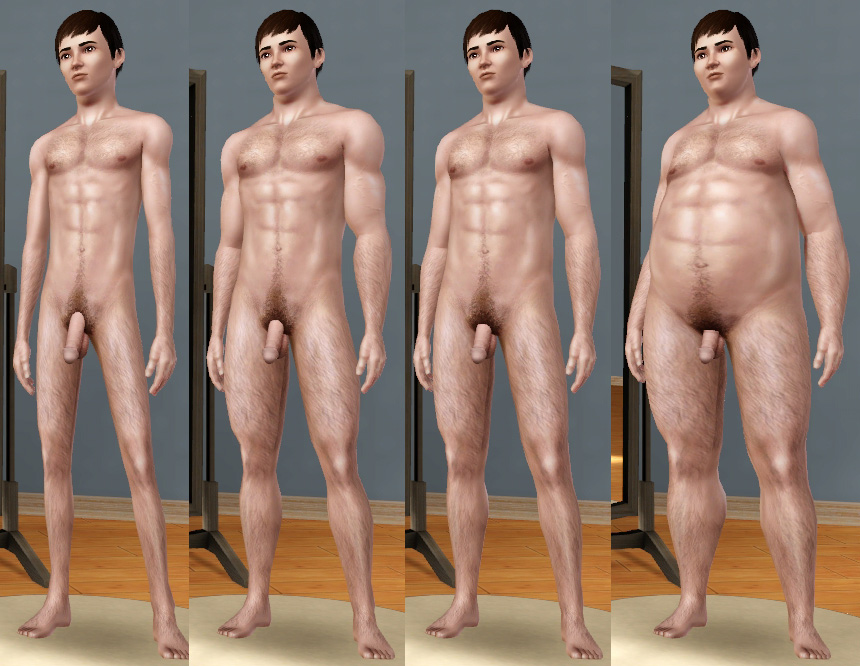The sims 2 nude patches